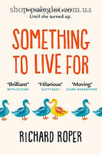 Книга Something to Live For