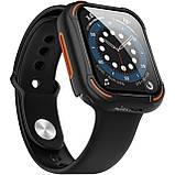 Захисний чохол Nillkin для Apple Watch 40mm Series 4/5/6 / SE (CrashBumper case) Gray, фото 2