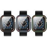Захисний чохол Nillkin для Apple Watch 40mm Series 4/5/6 / SE (CrashBumper case) Gray, фото 5