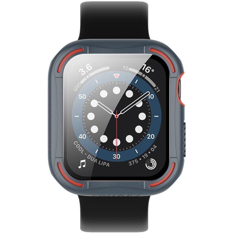 Захисний чохол Nillkin для Apple Watch 40mm Series 4/5/6 / SE (CrashBumper case) Gray