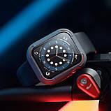 Захисний чохол Nillkin для Apple Watch 40mm Series 4/5/6 / SE (CrashBumper case) Gray, фото 6