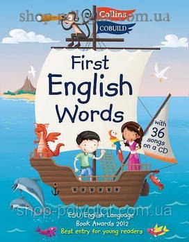 Книга Collins COBUILD First English Words