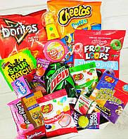 Новый СвитБокс - Подарочный Набор из 25 сладостей, Свит Бокс с прикольными вкусняшками Bean Boozled Doritos