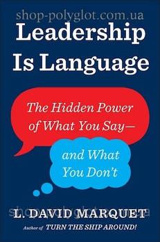 Книга Leadership is Language