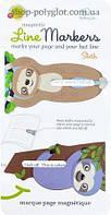 Закладка Line Markers Sloth