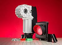 Комплект автоматики Alutech Targo TR-3531-230KIT вальный привод для ворот промышленных секционных, фото 1