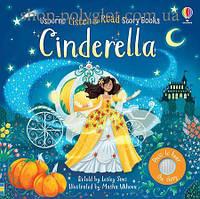 Книга со звуковыми эффектами Listen and Read Story Books: Cinderella