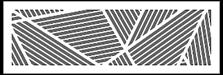 Магнітні решетки009-204*60(220*75) білий