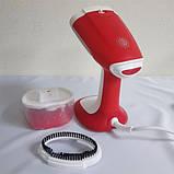 Ручний відпарювач для одягу HAEGER HG-1278, фото 6