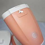 Ручний відпарювач для одягу HAEGER HG-1278, фото 3