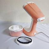 Ручний відпарювач для одягу HAEGER HG-1278, фото 4