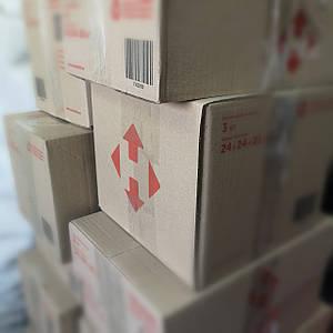 Годовой абонемент на бесплатную доставку тканей новой почтой