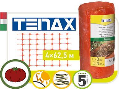 Сетка Tenax Плурима оранжевая 62,5 х 4 м - Тенакс