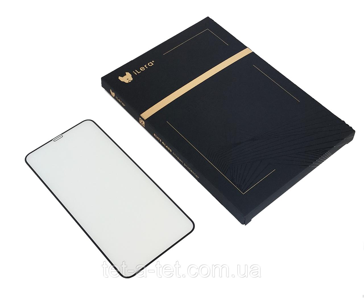 Захисне скло 2.5 D iLera iPhone XS Max/11Pro Max
