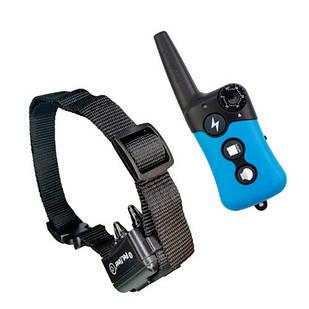 Ошейник электронный для дрессировки собак с пультом ДУ Petainer PET619A-1