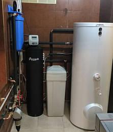 Фільтр комплексного очищення води Екософт
