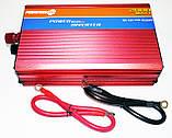 Инвертор Power Inverter Powerone 2000W 12V в 220V с функцией плавного пуска, фото 4
