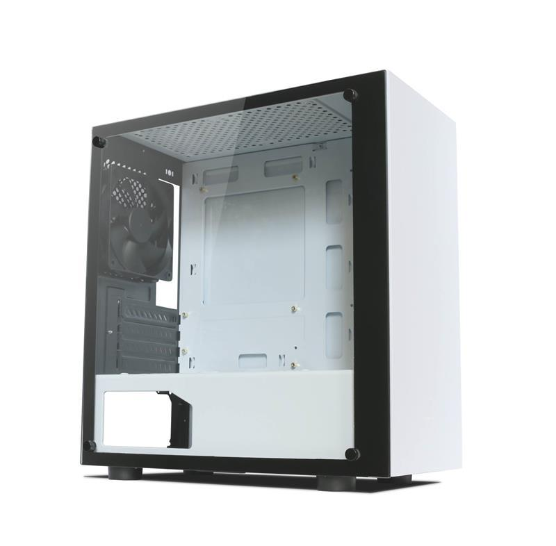 Корпус Tecware Nexus M White (TW-CA-NEXUS-M-WH) без БП