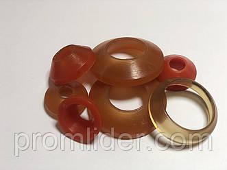 Тормозные кольца оболочки для вакуумных шприцев и клипсатров