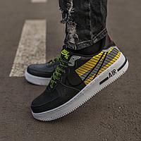 Кроссовки Nike Air Force x 3M Найк аир форс реплика