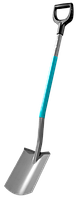 Лопата совковая Gardena Classic Line с D-образной рукояткой, 117 см (17050-20.000.00)