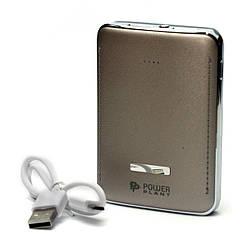 Внешний аккумулятор PowerPlant/PB-LA9236/7800mAh/универсальный кабель
