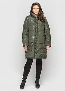 Пальто хакі CR-70P184-KHA