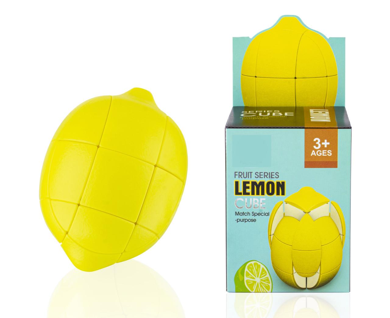Магічний куб лимон