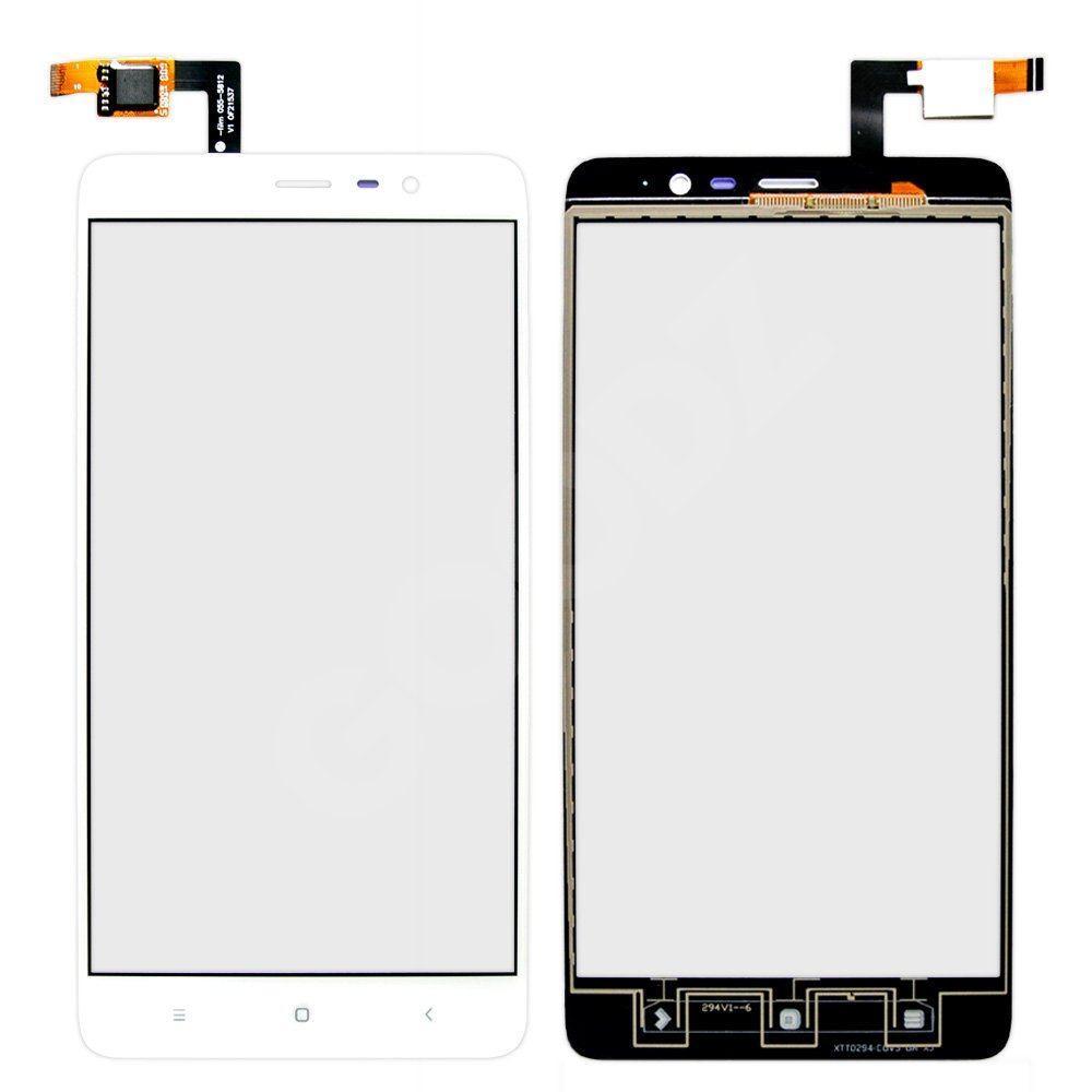 Тачскрин Xiaomi Redmi Note 3/Note 3 Pro 147mm, цвет белый