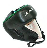 Шлем боксерский ТМ JAB Кожа