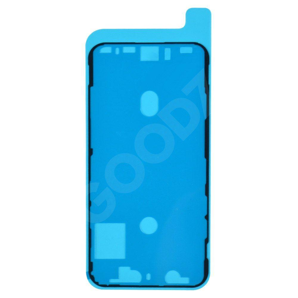 Стикер-проклейка (двухсторонний скотч) для iPhone XS (5.8), цвет черный
