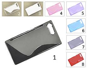 Силиконовый чехол для Sony Xperia X Compact F5321