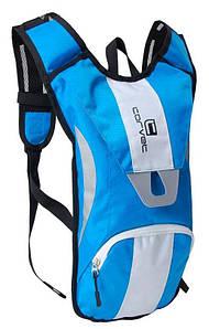 Велосипедний рюкзак 5L Corvet BP2504-72 синій