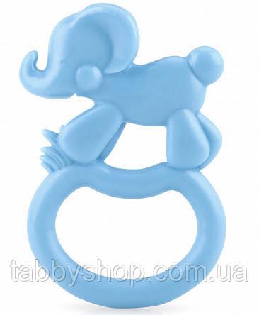 """Прорізувач-кільце NUBY """"Зоопарк: Слоненя"""""""