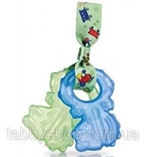 """Прорезыватель с водой NUBY """"Ключики"""" (зеленый)"""