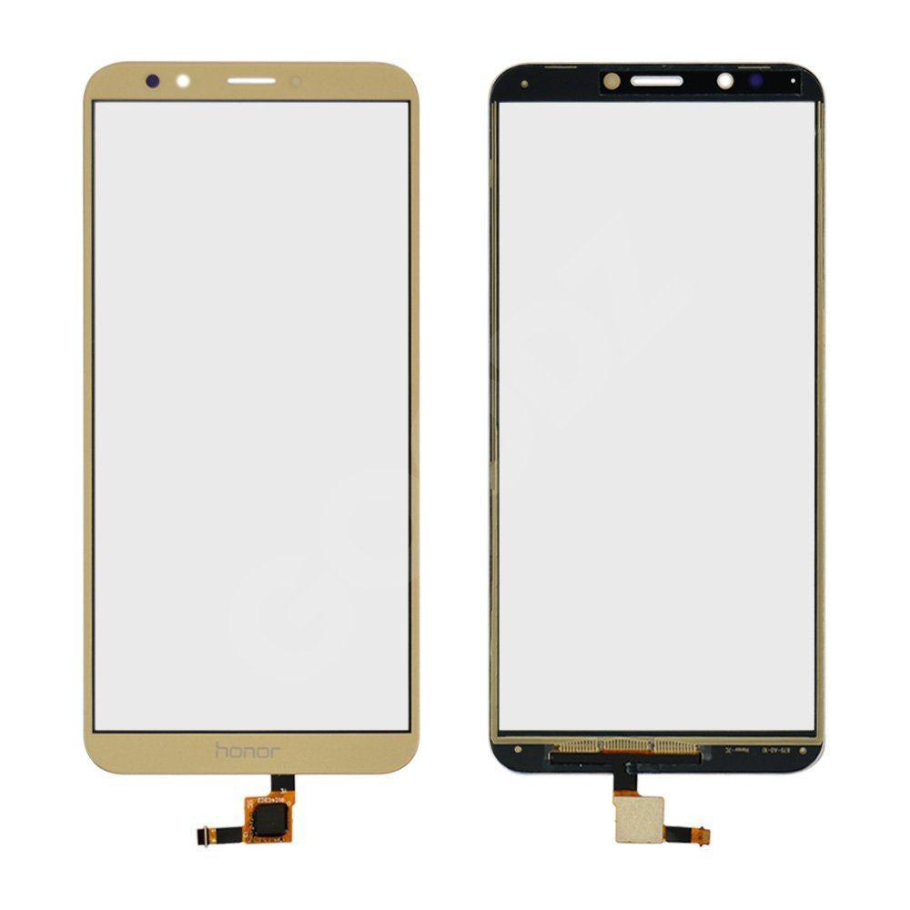 Тачскрін для Honor 7C Pro (LND-L29 / LND-Al40 / LND-TL40), колір золотий