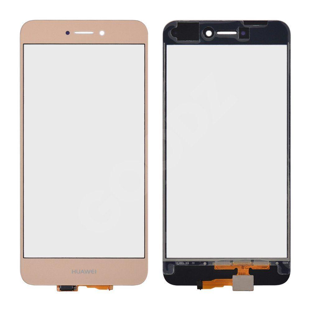 Тачскрин для Huawei P8 Lite (2017), цвет золотой