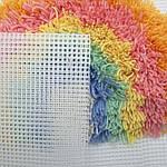 Тканина для вишивки килимовій