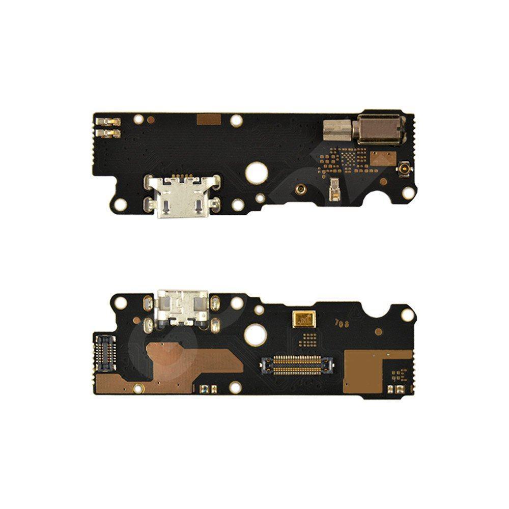 Роз'єм зарядки для Lenovo P2 (P2a42) з нижньої платою