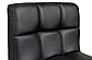 Барний стілець HOKER BONRO В 628 з Підставкою для ніг(120 кг навантаження) ЧОРНИЙ, фото 6