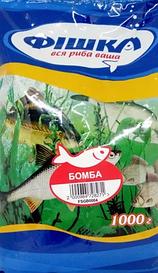 Прикормка Фішка Бомба
