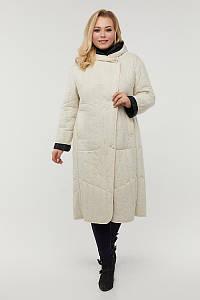 Двухстороннее пальто CR-929-WHT