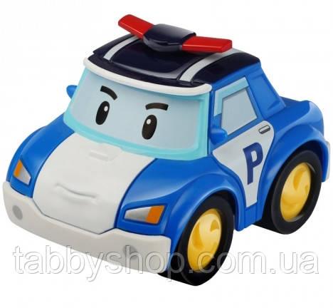 """Машинка інерційна Robocar POLI Silverlit """"Полі"""", 8 см"""