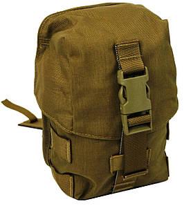 Подсумок тактический, сумка на ремень NFM group Cargo Pouch хаки