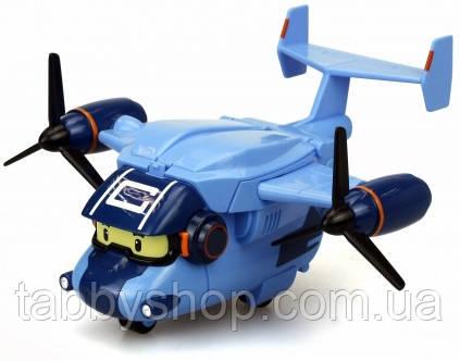 """Самолет-трансформер Robocar POLI Silverlit """"Кэри"""""""