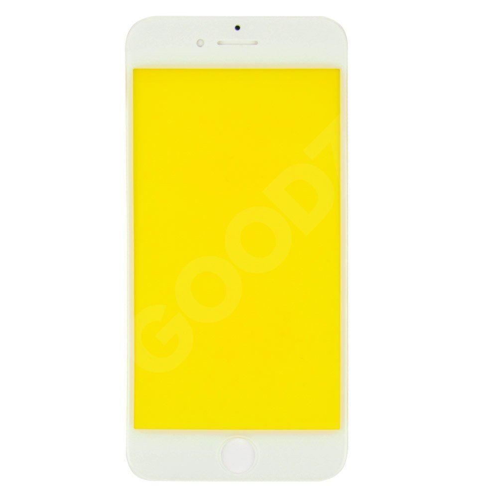 Стекло корпуса для iPhone 8 (4.7), цвет белый, оригинал