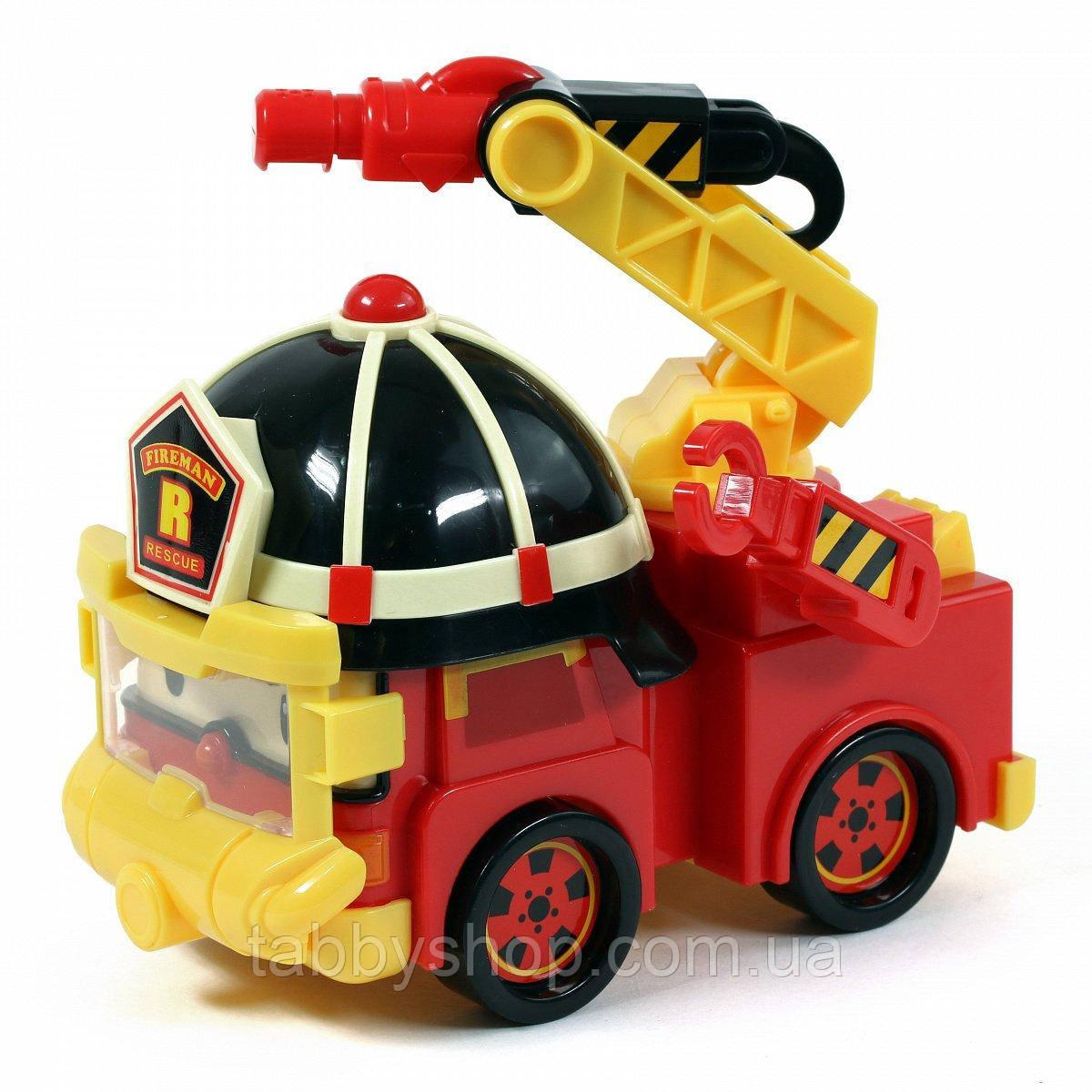 Машинка Robocar Poli Рій з аксесуарами