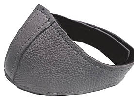 Автопятка кожаная для женской обуви серый 608835-14