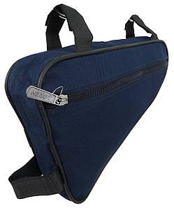 Велосипедна сумка 1,5 L Loren ARS101 navy, синя