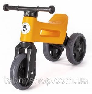 Беговел Funny Wheels Rider Sport (колір: помаранчевий)